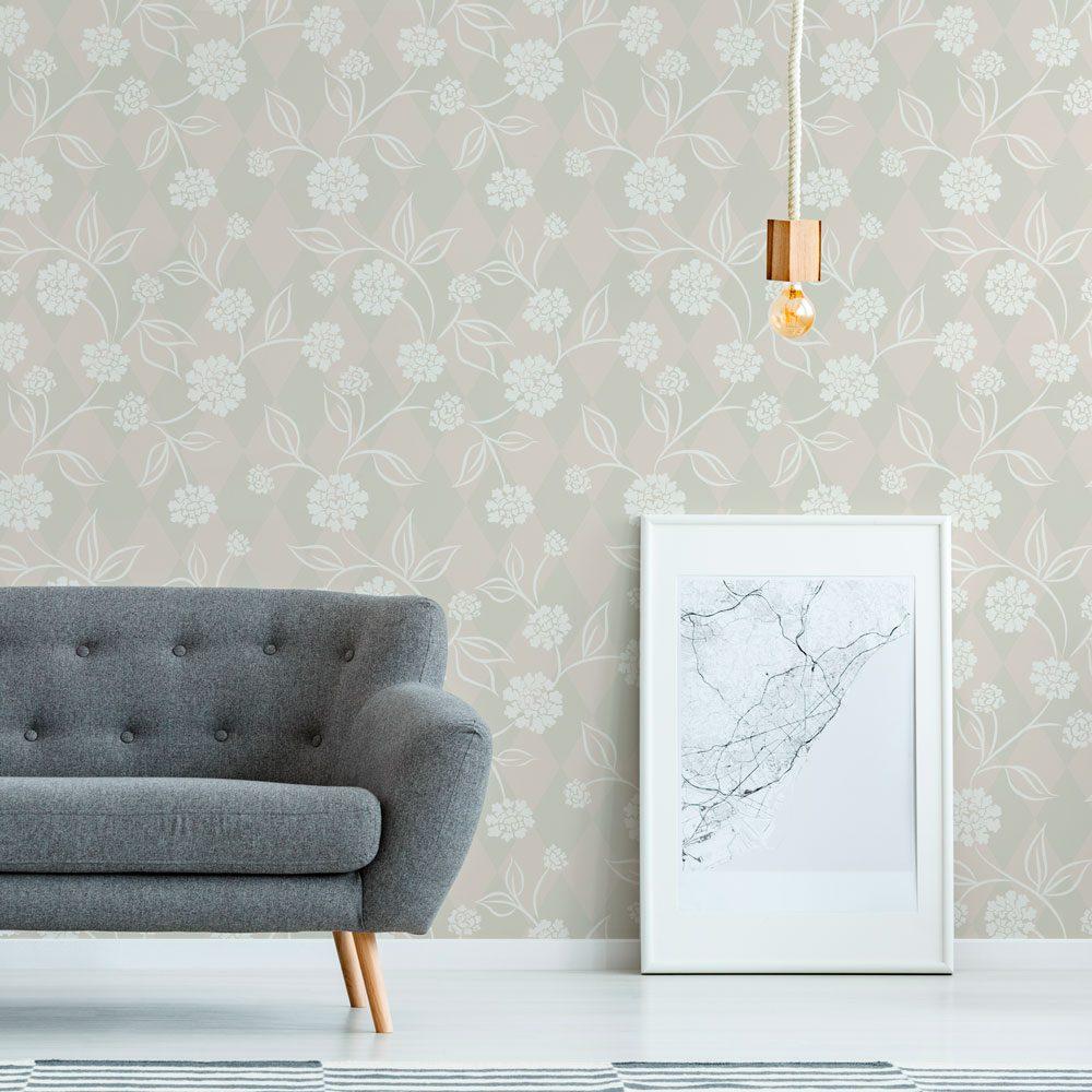 papel-de-parede-adesivo-floral-bege