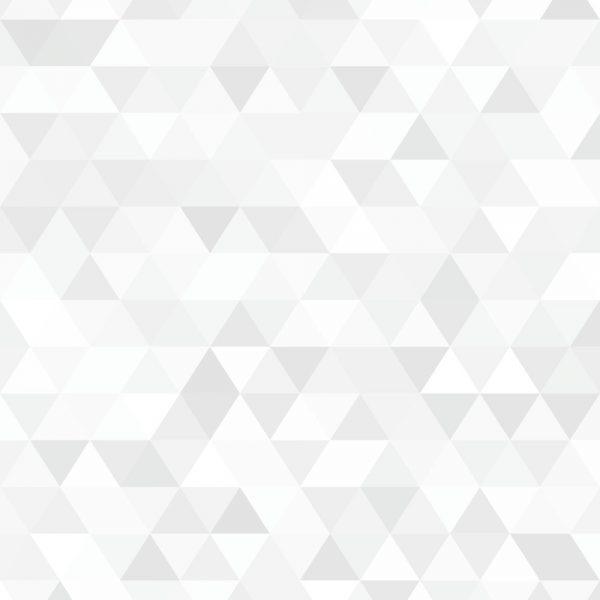 Papel de Parede Adesivo Geométrico Mosaico Tons de Cinza