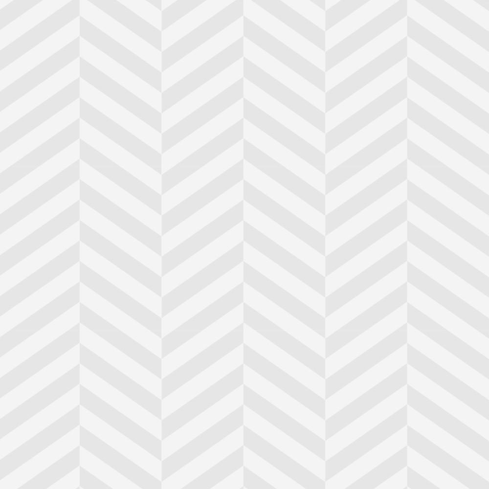 Papel de Parede Adesivo Geométrico Zig Zag Cinza