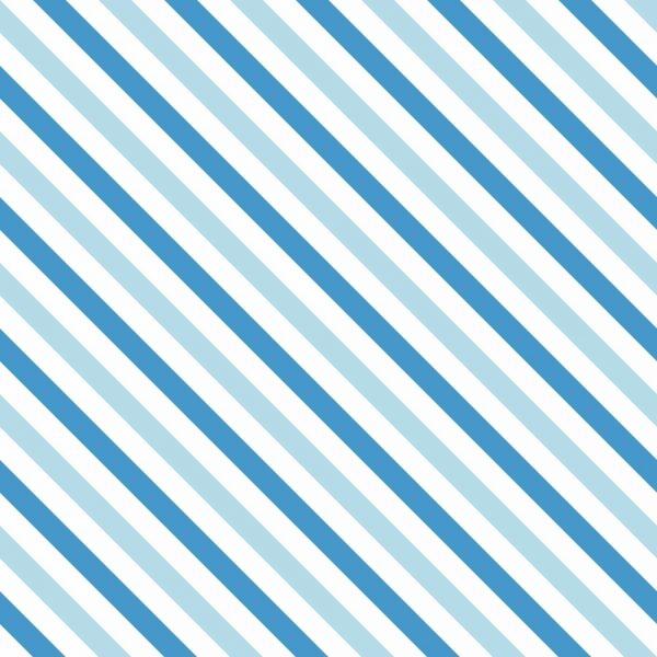 Papel de Parede Adesivo Listrado Azul Diagonal