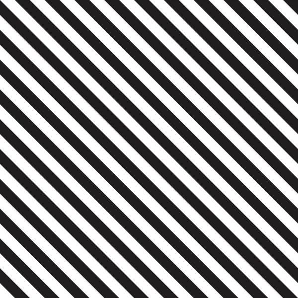 Papel de Parede Adesivo Listrado Preto e Branco Diagonal