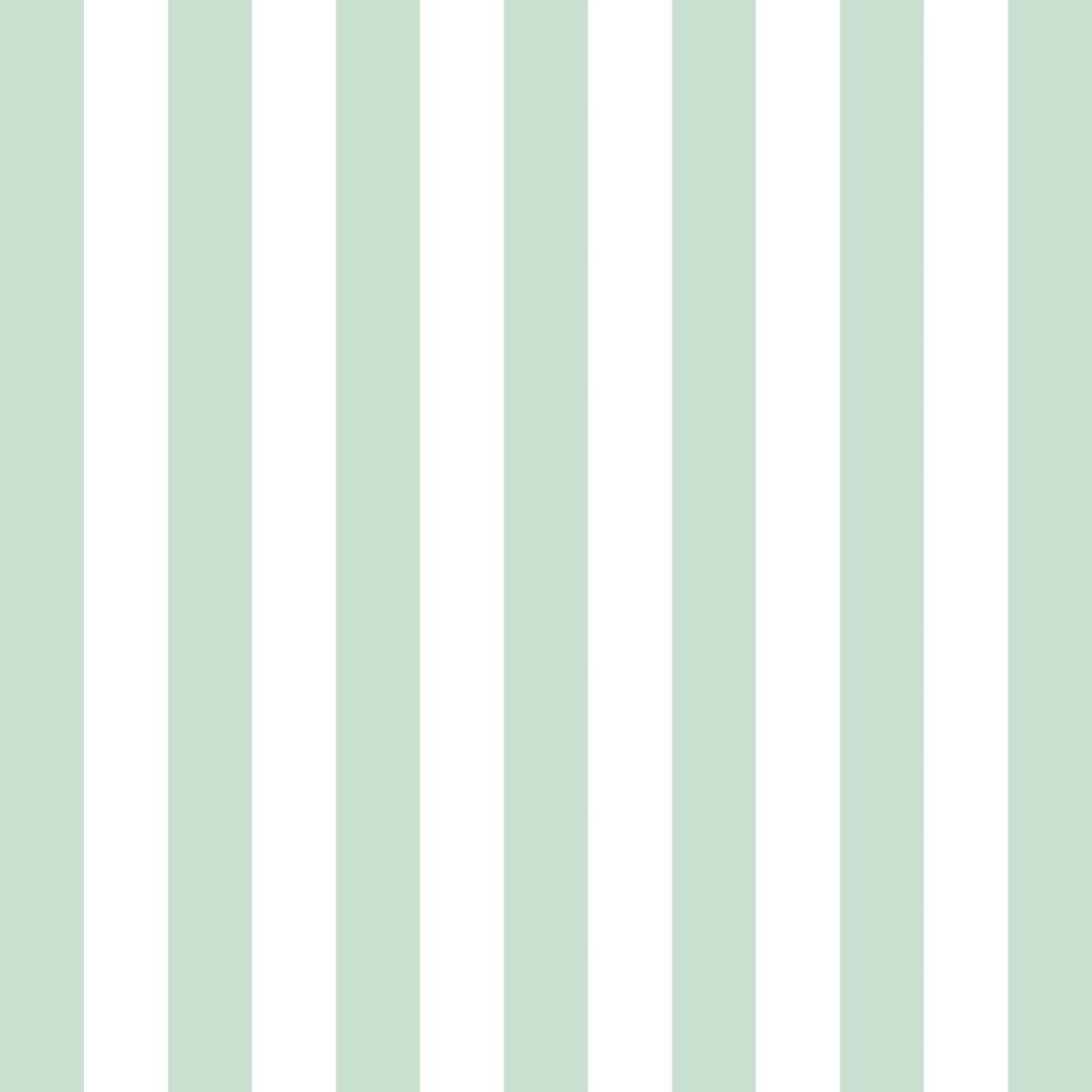 Adesivo De Parede Arvore Com Fotos ~ Papel de Parede Adesivo Listrado Verde e Branco EuColo