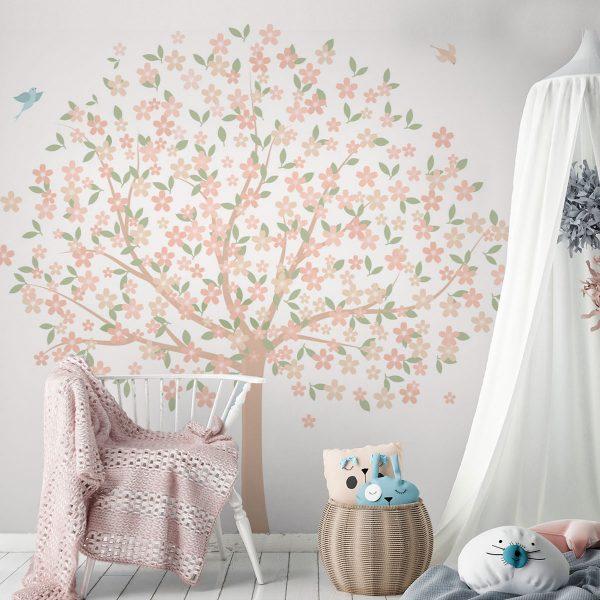 Painel Fotográfico Árvore Encantada